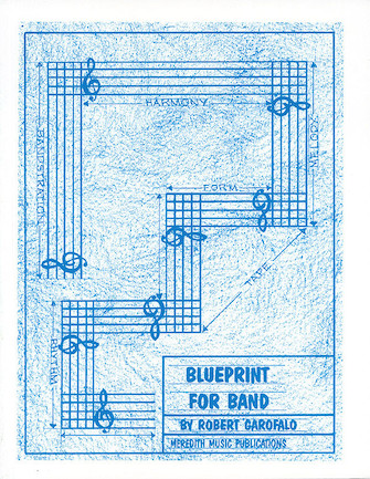 Product Cover for Blueprint For Band