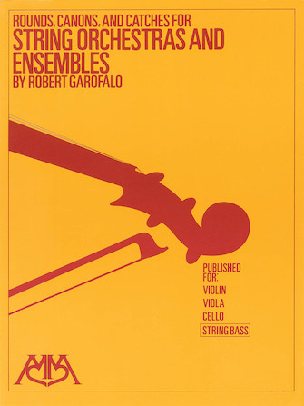 Product Cover for Rounds, Canons & Catches for String Orchestra & Ensembles