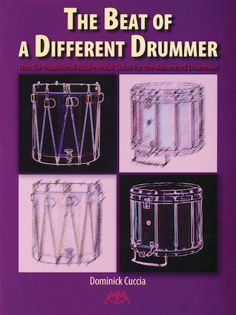Product Cover for The Beat of a Different Drummer