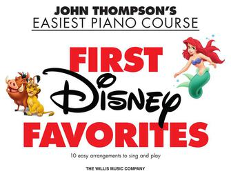 Product Cover for First Disney Favorites