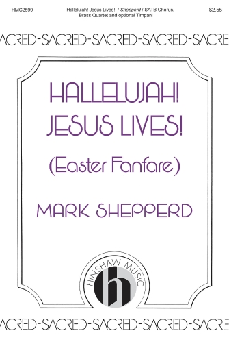Product Cover for Hallelujah! Jesus Lives!