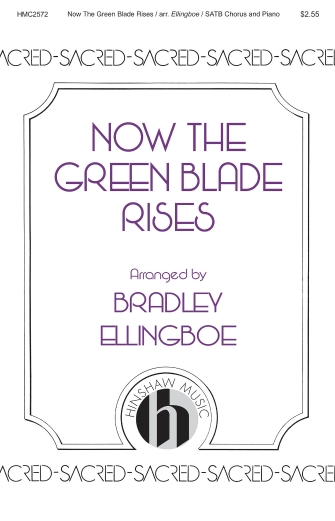 Product Cover for Now the Green Blade Rises