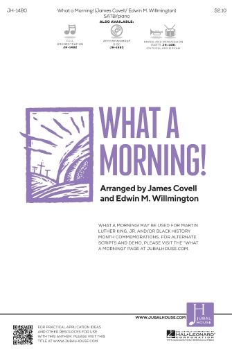 Product Cover for What a Morning!
