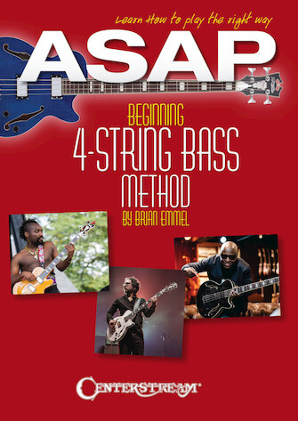 ASAP Beginning 4-String Bass Method