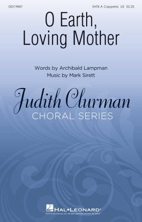 Product Cover for O Earth, Loving Mother