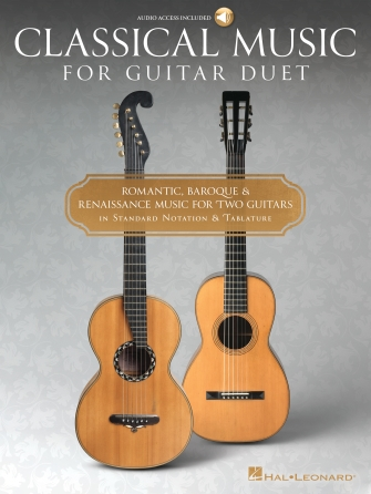 Product Cover for Classical Music for Guitar Duet
