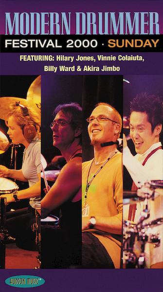 Product Cover for Modern Drummer Festival 2000 – Sunday