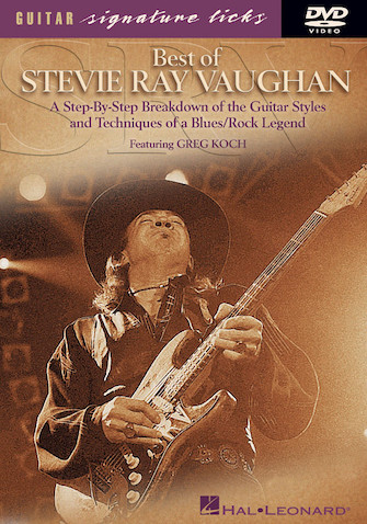 Product Cover for Best of Stevie Ray Vaughan