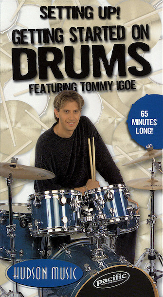Product Cover for Getting Started on Drums