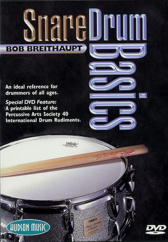 Product Cover for Snare Drum Basics