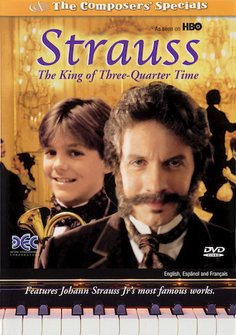 Strauss: The King of Three Quarter Time