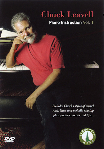Chuck Leavell – Piano Instruction, Vol. 1