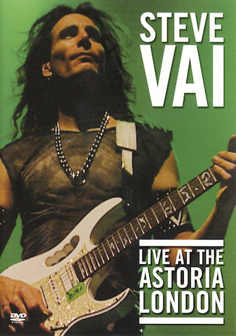 Product Cover for Steve Vai – Live at the Astoria London