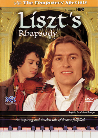 Product Cover for Liszt's Rhapsody