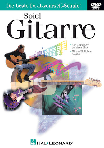 Product Cover for Play Guitar Today (Spiel Gitarre)