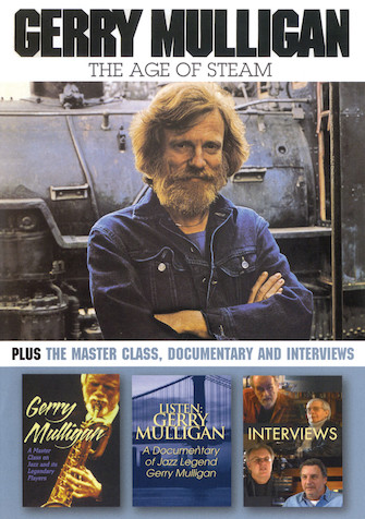Product Cover for Gerry Mulligan – The Age of Steam