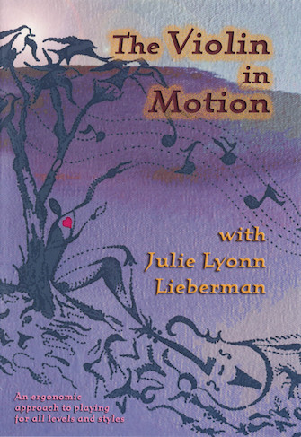 Product Cover for The Violin in Motion