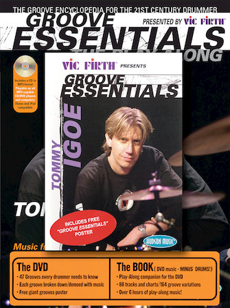 Product Cover for Tommy Igoe – Groove Essentials