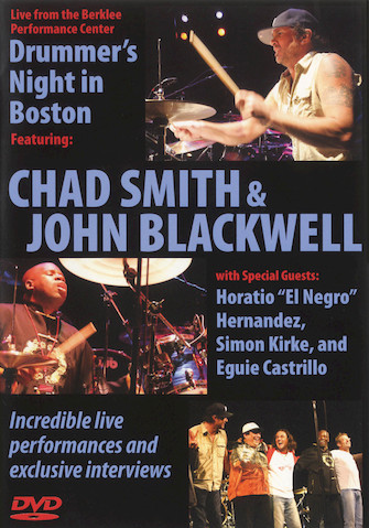 Product Cover for Drummer's Night in Boston 2005