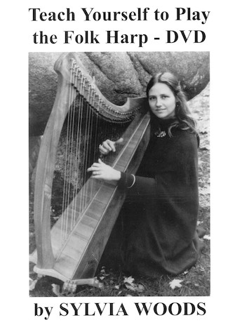 Product Cover for Teach Yourself to Play the Folk Harp