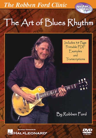 Product Cover for Robben Ford – The Art of Blues Rhythm