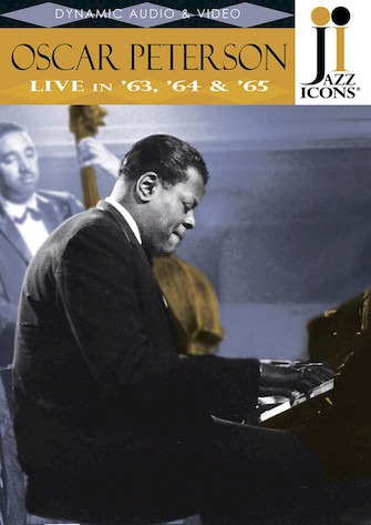 Product Cover for Oscar Peterson – Live in '63, '64 & '65