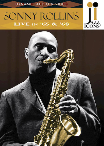 Product Cover for Sonny Rollins – Live in '65 & '68