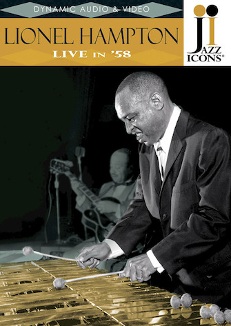 Product Cover for Lionel Hampton – Live in '58