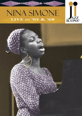 Product Cover for Nina Simone – Live in '65 & '68