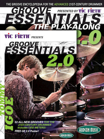Product Cover for Vic Firth® Presents Groove Essentials 2.0 with Tommy Igoe