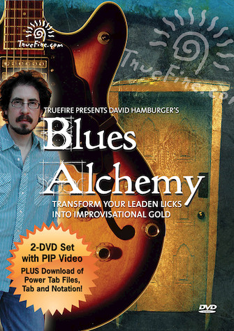 Product Cover for Blues Alchemy
