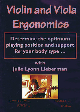 Product Cover for Violin and Viola Ergonomics
