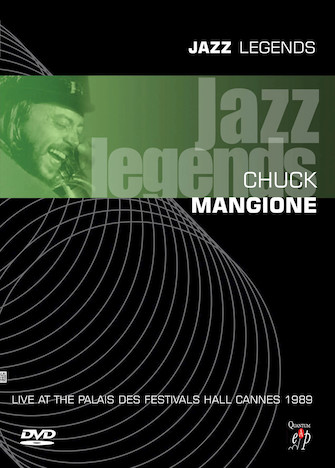 Product Cover for Chuck Mangione – Jazz Legends: Live