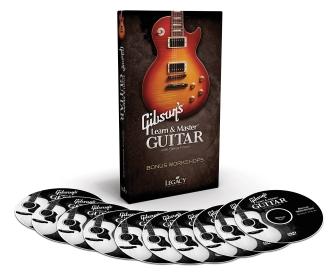 Product Cover for Gibson's Learn & Master Guitar Bonus Workshops