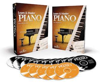 Product Cover for Learn & Master Piano