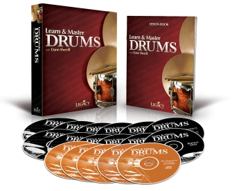 Product Cover for Learn & Master Drums