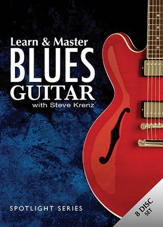 Product Cover for Learn & Master Blues Guitar
