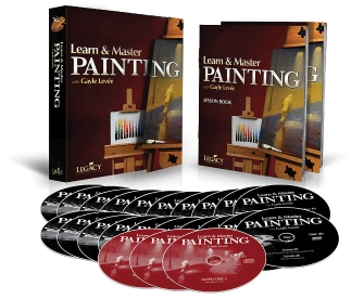 Product Cover for Learn & Master Painting – Homeschool Edition
