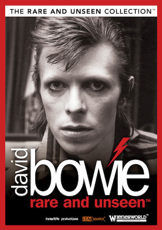 Product Cover for David Bowie – Rare and Unseen