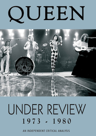 Product Cover for Queen – Under Review: 1973 - 1980