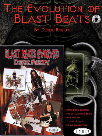 Derek Roddy – Complete Blast Beats Method