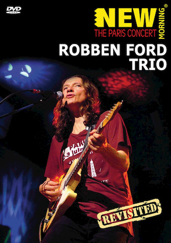 Product Cover for Robben Ford Trio - Paris Concert Revisited