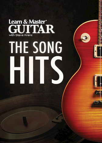 Product Cover for Learn & Master Guitar – The Song Hits