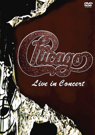 Product Cover for Chicago – Live in Concert