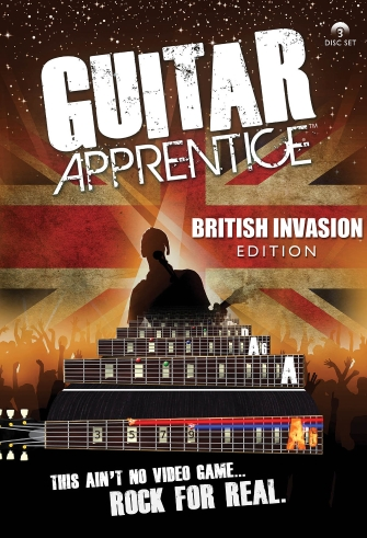 Product Cover for Guitar Apprentice – British Invasion