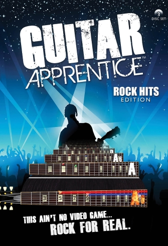 Product Cover for Guitar Apprentice – Rock Hits