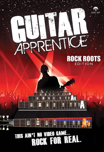 Product Cover for Guitar Apprentice – Rock Roots