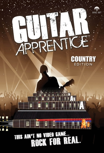 Product Cover for Guitar Apprentice – Country