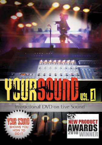 Product Cover for Your Sound – Vol. 1