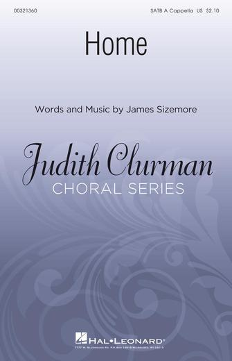 Home : SATB divisi : James Sizemore : James Sizemore : Sheet Music : 00321360 : 888680974312